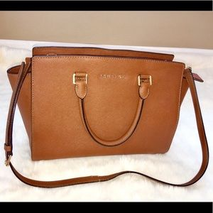 Authentic Michael Kors Selma Hangbag